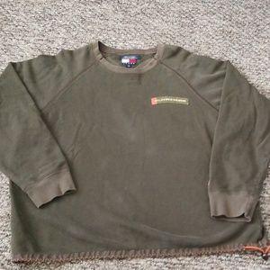 Tommy Jean's Hilfiger denim sweatshirt